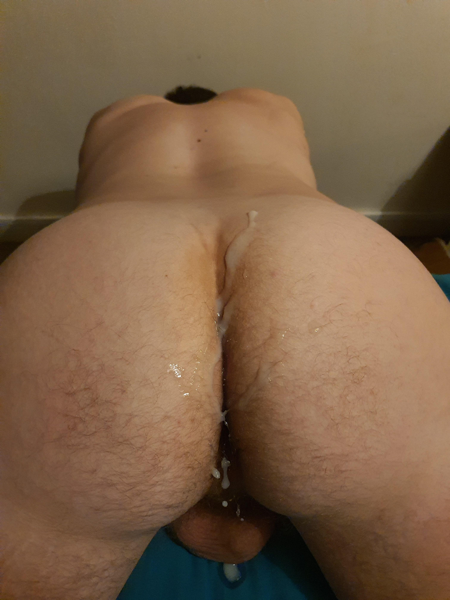 All lubed up???? Now slide that rock hard cock in my tight hole and pound me bareback???? | Bareback  Porn XXX | Hot XXX Gays