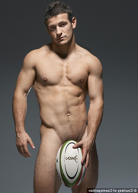 Danny Care. Rugby player posing naked for Cosmopolitan magazine. | Celeb  Porn XXX | Hot XXX Gays