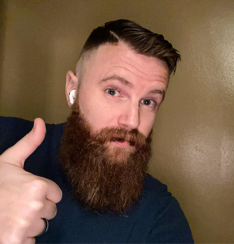 Didn't realize this when I posted earlier but Happy Birthday to my beard!???????? #yeard | Beards  Porn XXX | Hot XXX Gays