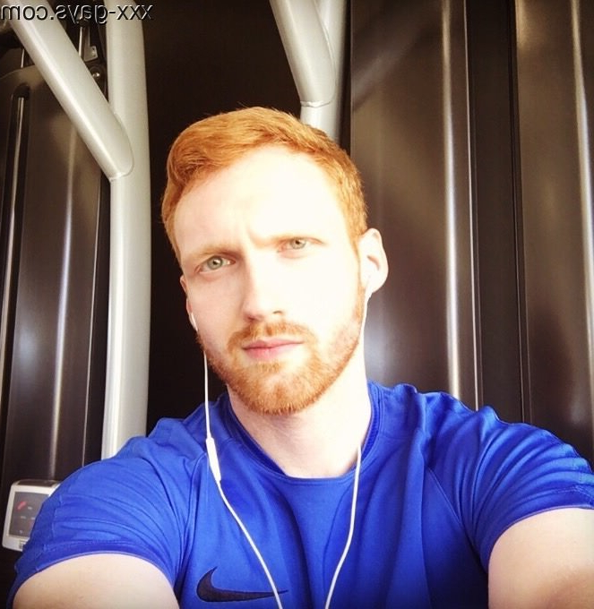 Ginger in the gym   Gingers  Porn XXX   Hot XXX Gays