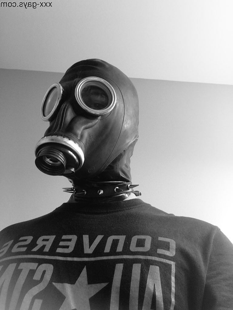 GP-5 and Spiked Collar   Leather/Rubber  Porn XXX   Hot XXX Gays