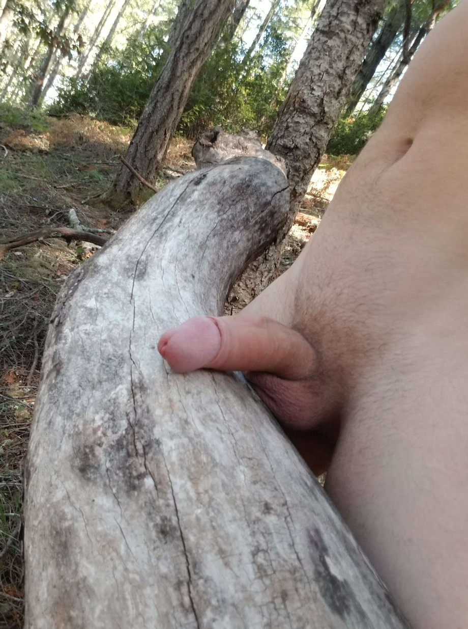 He is one of my cum control and showoff guys. For this pic I told him I wanted to see \