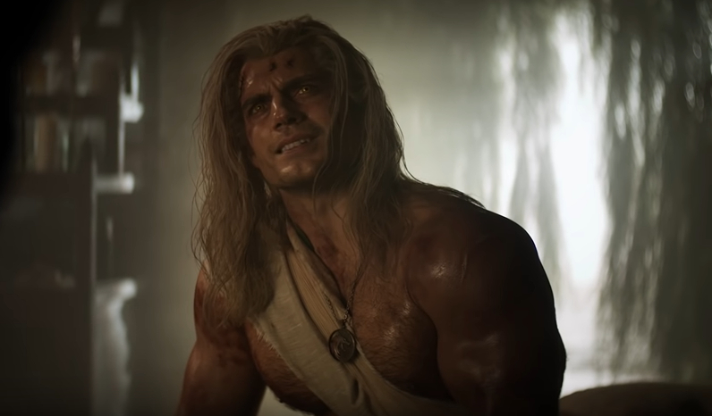Henry Cavill in the new Witcher trailer. | Hot Boys  Porn XXX | Hot XXX Gays