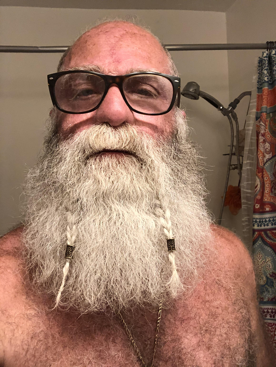 Hi beardos, here is my beard at 9 months. I posted in January so you can see the growth. The beads come from Grimfrost.com. Let me know what you think. | Beards  Porn XXX | Hot XXX Gays