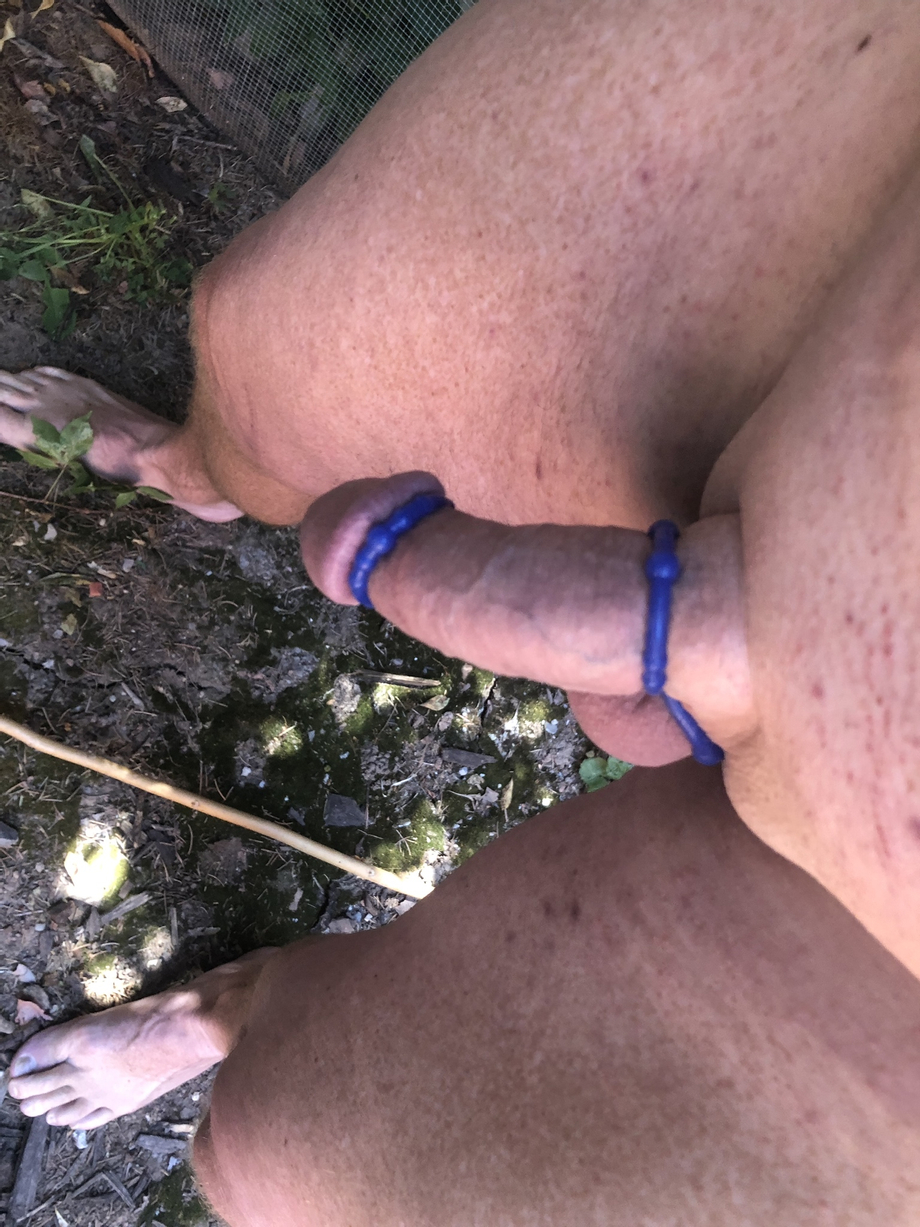 Hope the other hikers like rings | Public  Porn XXX | Hot XXX Gays