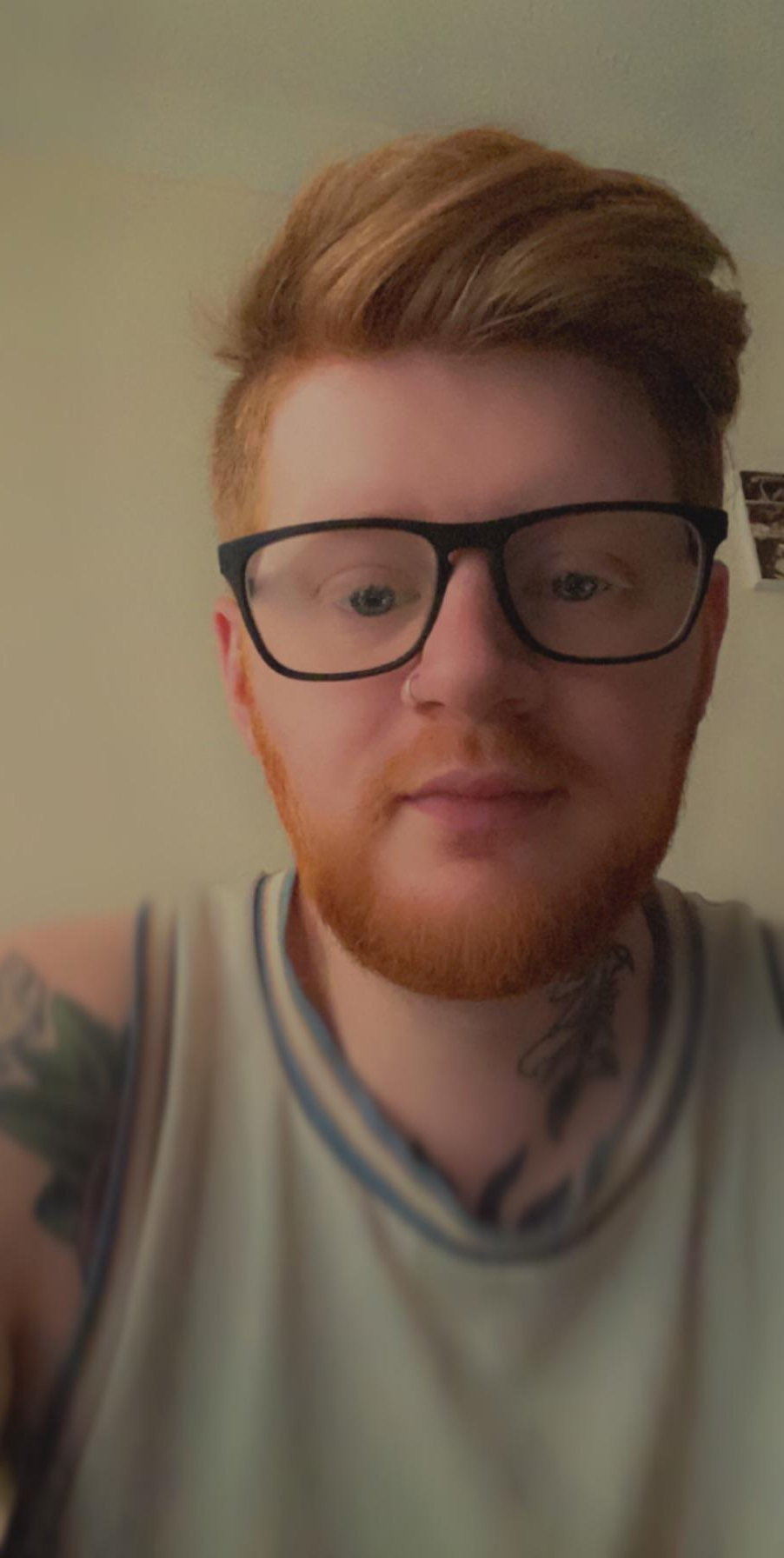 Hope you having a better day than me, come say hi? | Gingers  Porn XXX | Hot XXX Gays