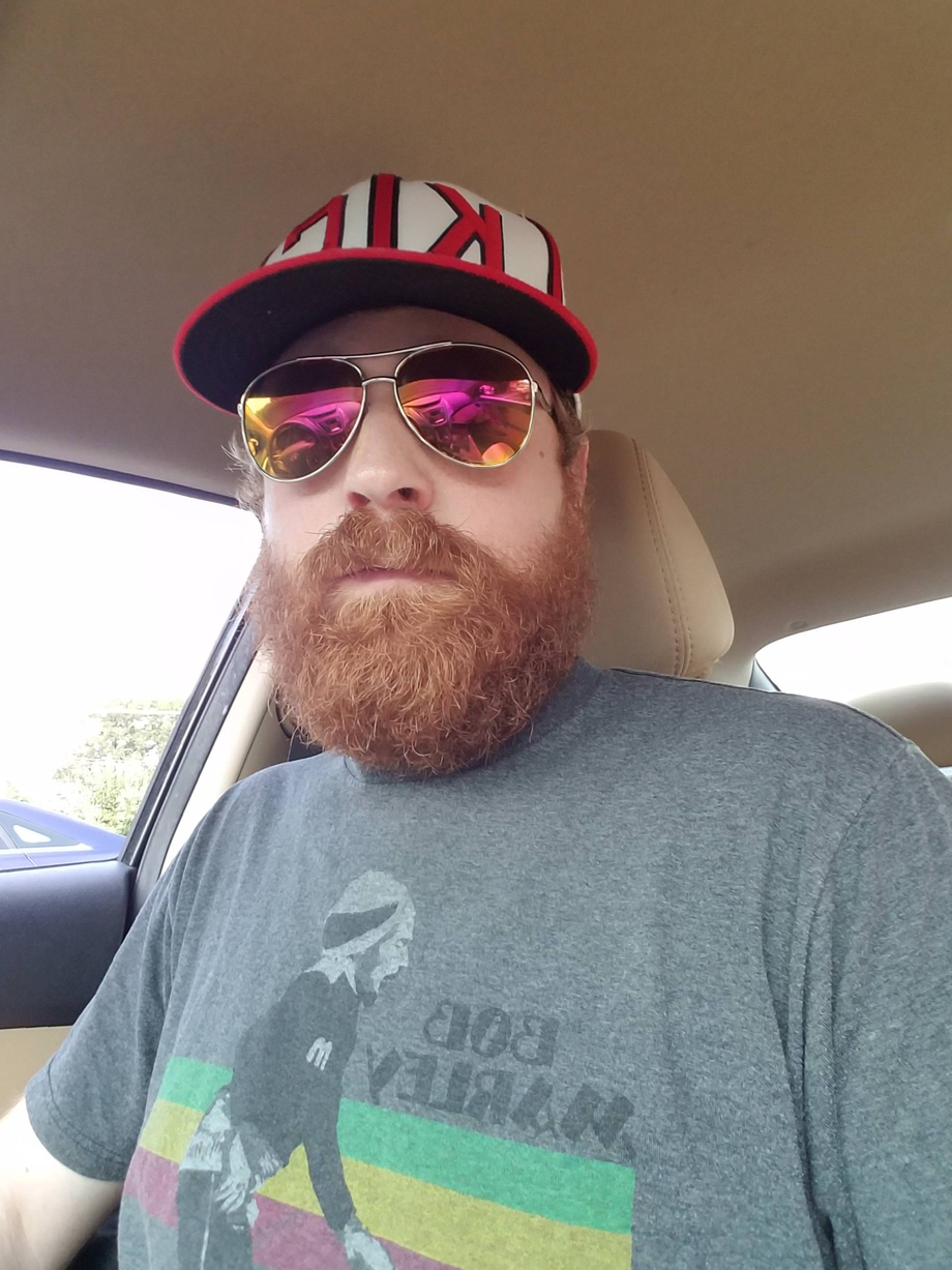 I better ride this ginger beard karma train before it leaves station   Beards  Porn XXX   Hot XXX Gays