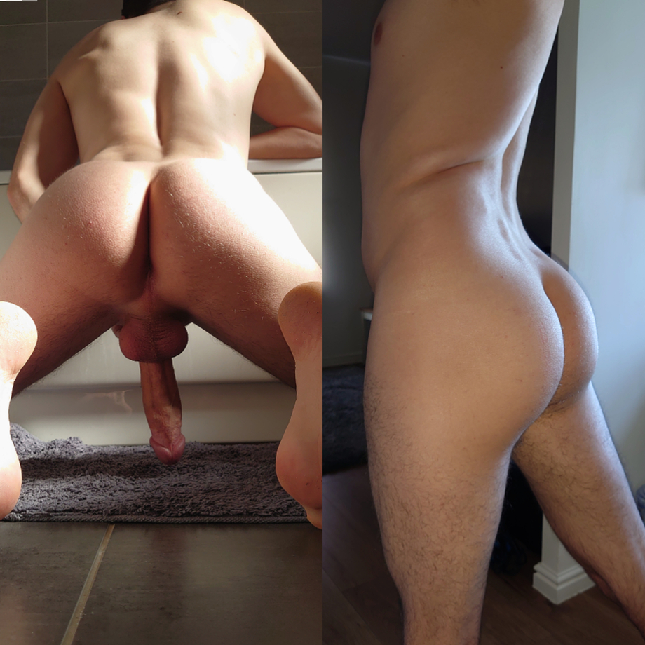 I just loving showing off my butt! I wish it was slightly bigger but small booties matter too right? [M | Ass  Porn XXX | Hot XXX Gays
