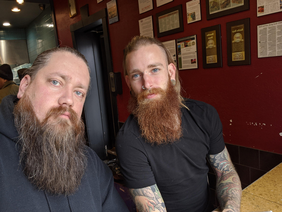 I travel North America meeting bearded Brothers from Skull and Beard Society. Nicest bunch of people ever.   Beards  Porn XXX   Hot XXX Gays