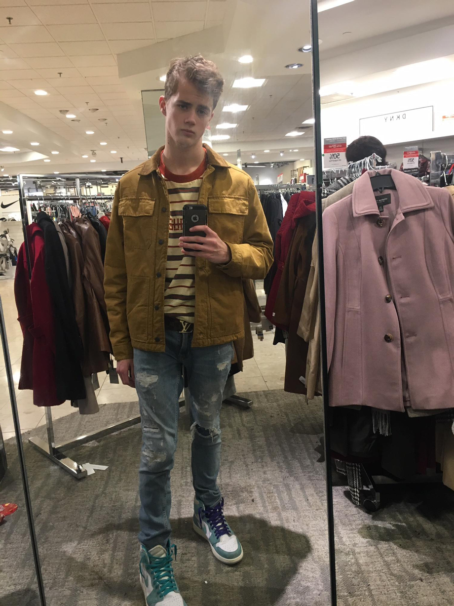 I tried another outfit(sorry for the face I did not intend to give off those vibes) | Selfies  Porn XXX | Hot XXX Gays