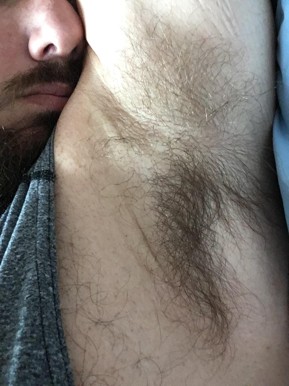 It's noon, get up or stay in bed sniffin stank? | Armpits  Porn XXX | Hot XXX Gays