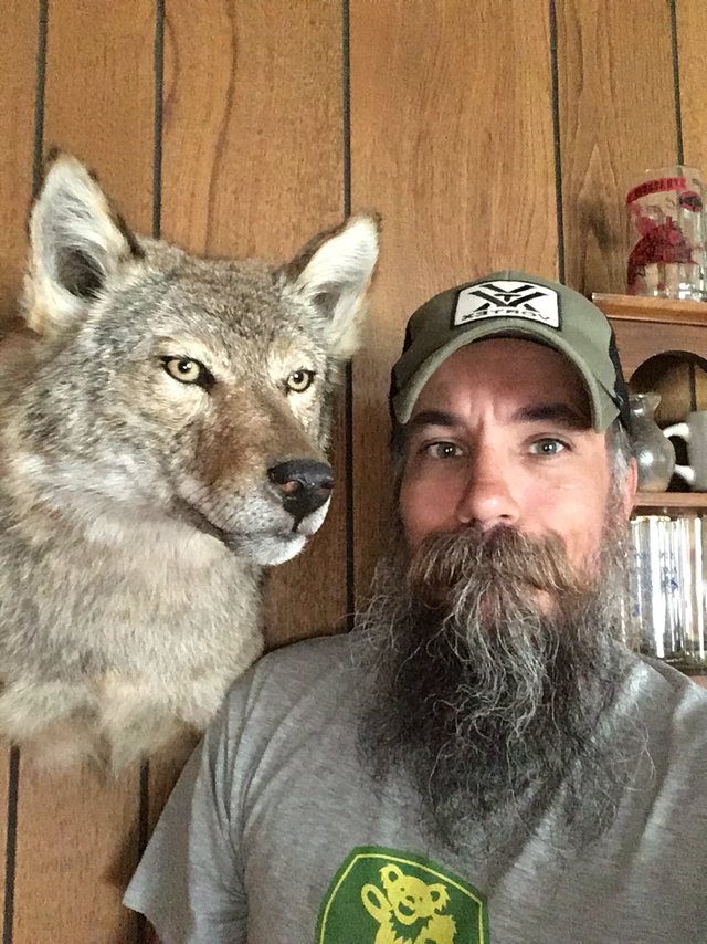 Just got back from the taxidermist, comparing whiskers.   Beards  Porn XXX   Hot XXX Gays