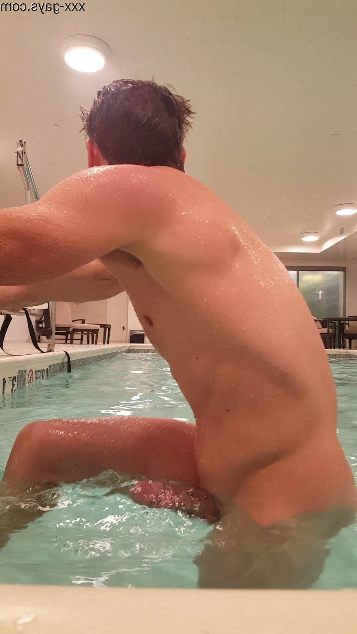 Just stepping out of the pool ???? | Public  Porn XXX | Hot XXX Gays