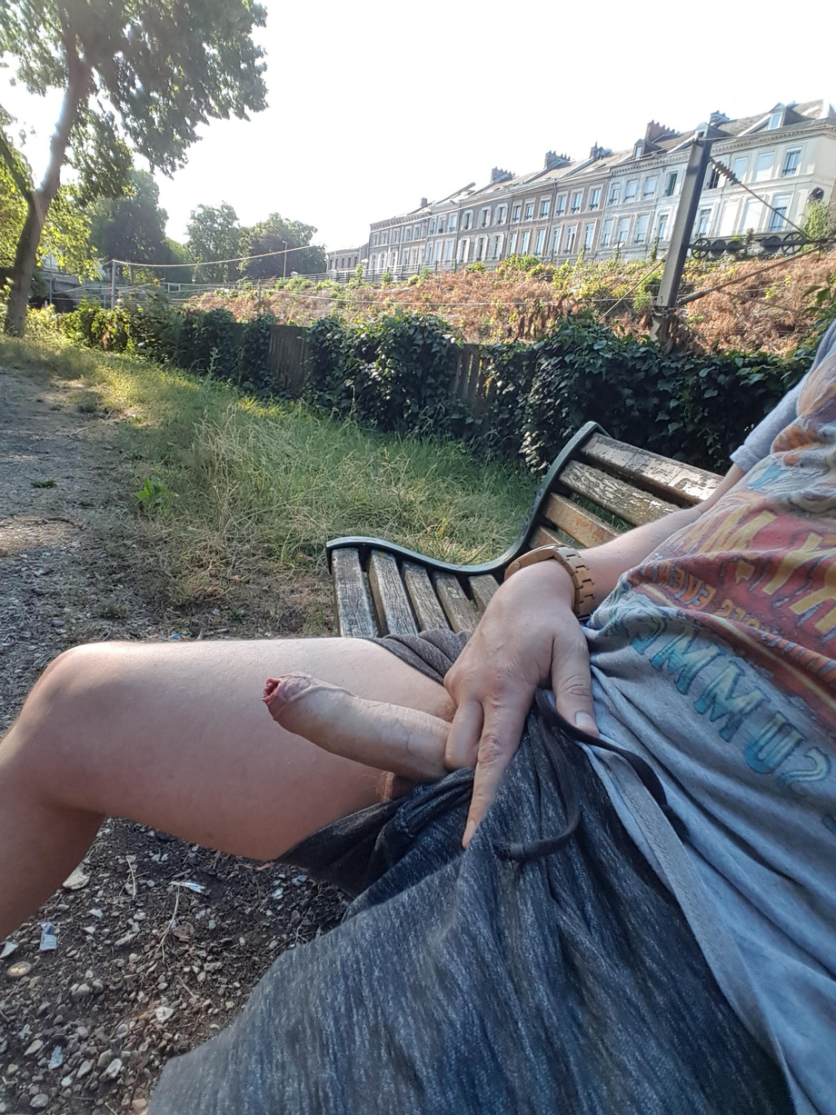 Just waiting for a mouth | Public  Porn XXX | Hot XXX Gays