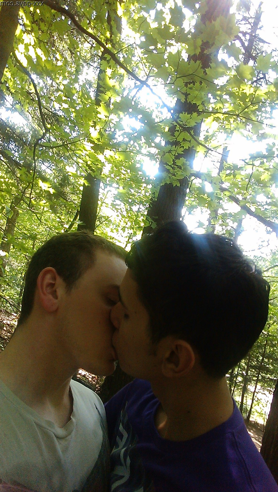Me and the BF in the Forest | Gay Couples  Porn XXX | Hot XXX Gays