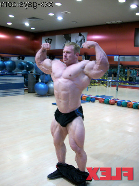 Milky-white muscle   Muscles  Porn XXX   Hot XXX Gays