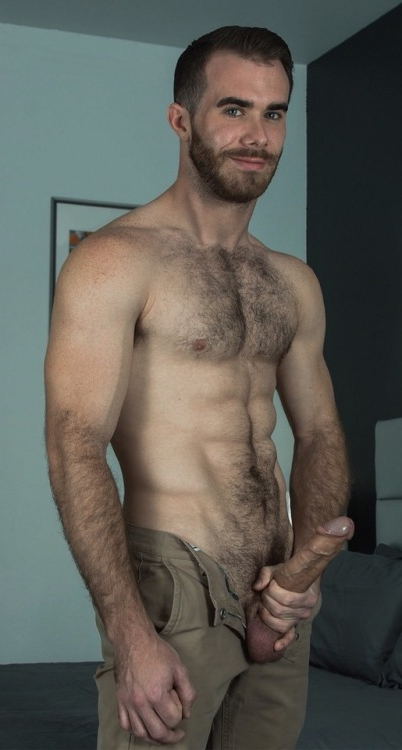 Muscle alpha with perfect body hair | Hardcore  Porn XXX | Hot XXX Gays