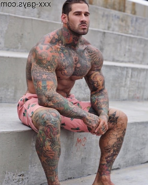 Muscles and Tatts   Soft  Porn XXX   Hot XXX Gays