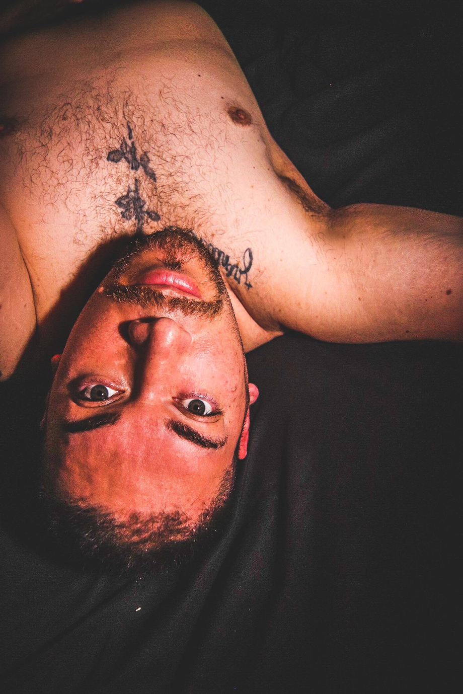 Photo I took of myself this morning . Still haven't showered today !!!   Armpits  Porn XXX   Hot XXX Gays