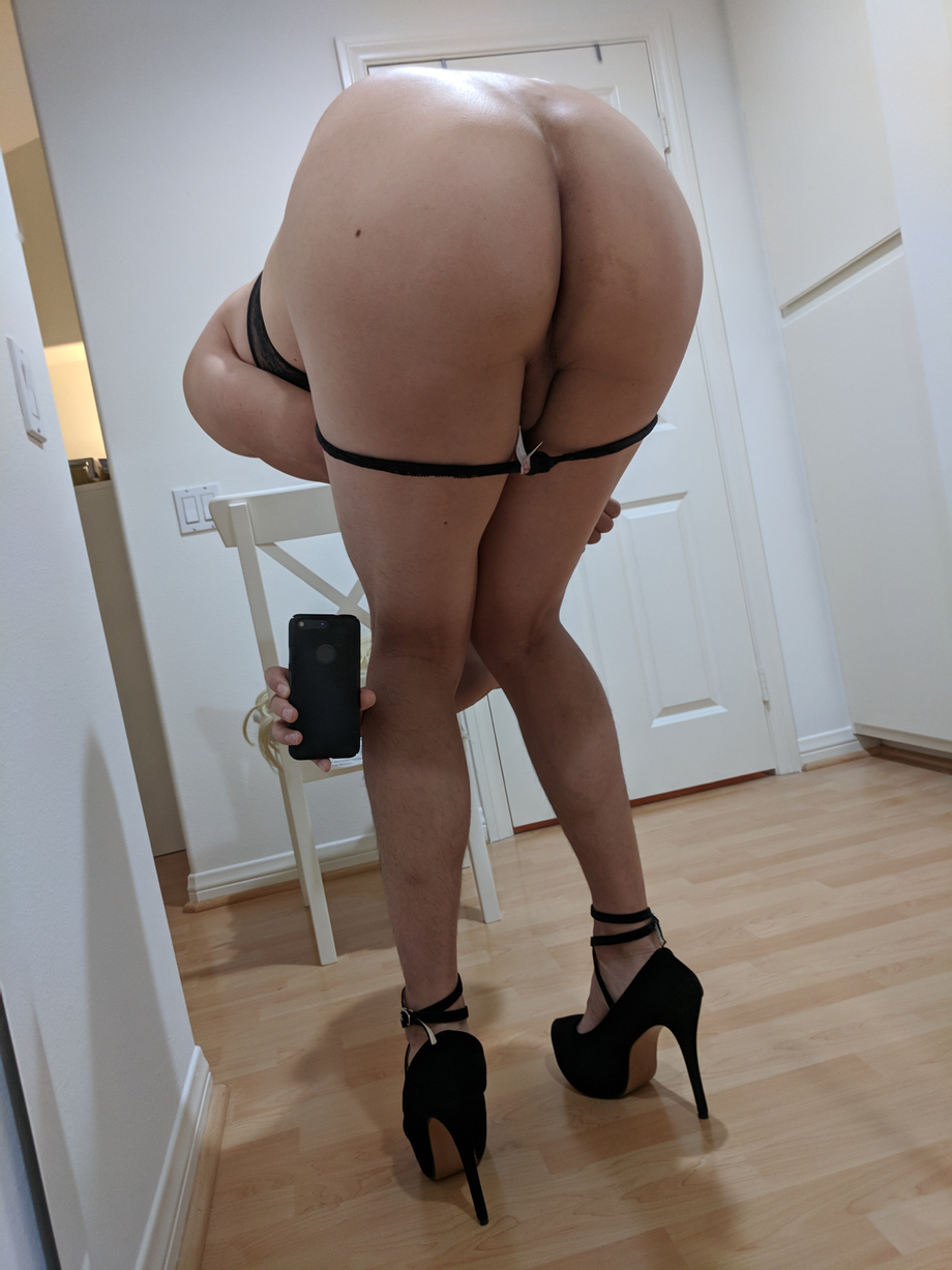 Pulling down my thong, how\'s the view?   Tranny Boys  Porn XXX   Hot XXX Gays