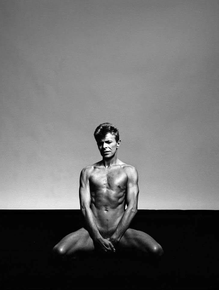 The late, great David Bowie (and yes, the pic is authentic, by photographer Victor Skrebneski) | Celeb  Porn XXX | Hot XXX Gays