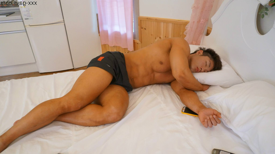 There\'s Someone Sleeping on my Bed   Asian Boys  Porn XXX   Hot XXX Gays