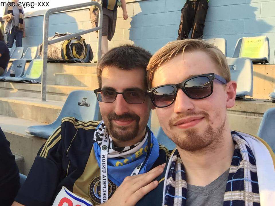 Two nerds at a soccer match. | Gay Couples  Porn XXX | Hot XXX Gays