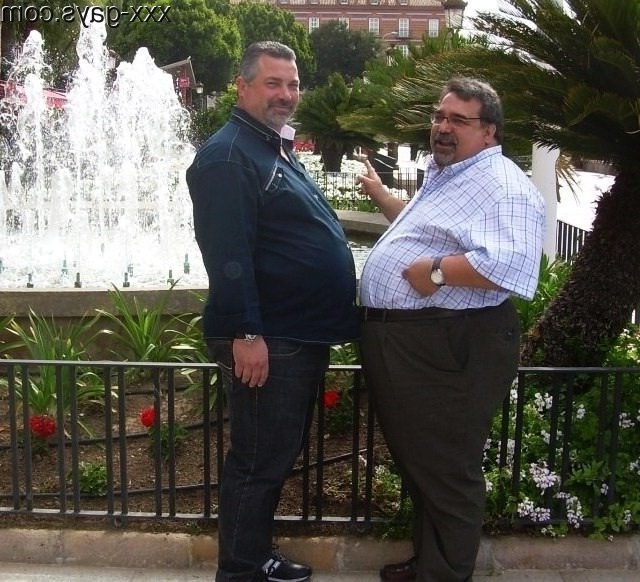 Want: to breed the fat one on the left while the one on the right drills me | Daddy/Mature  Porn XXX | Hot XXX Gays