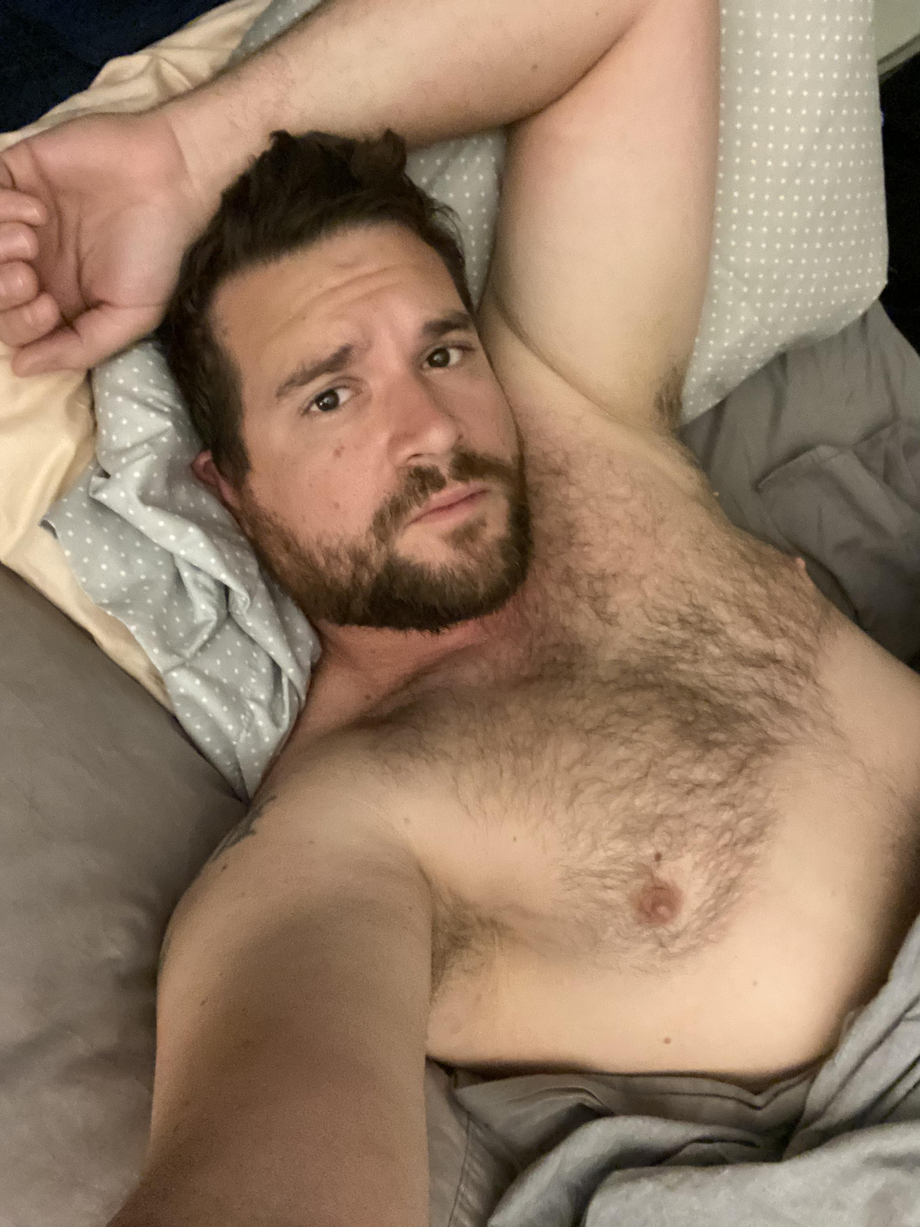 What else is there to do in bed, during this quarantine, besides sleep?   Beards  Porn XXX   Hot XXX Gays
