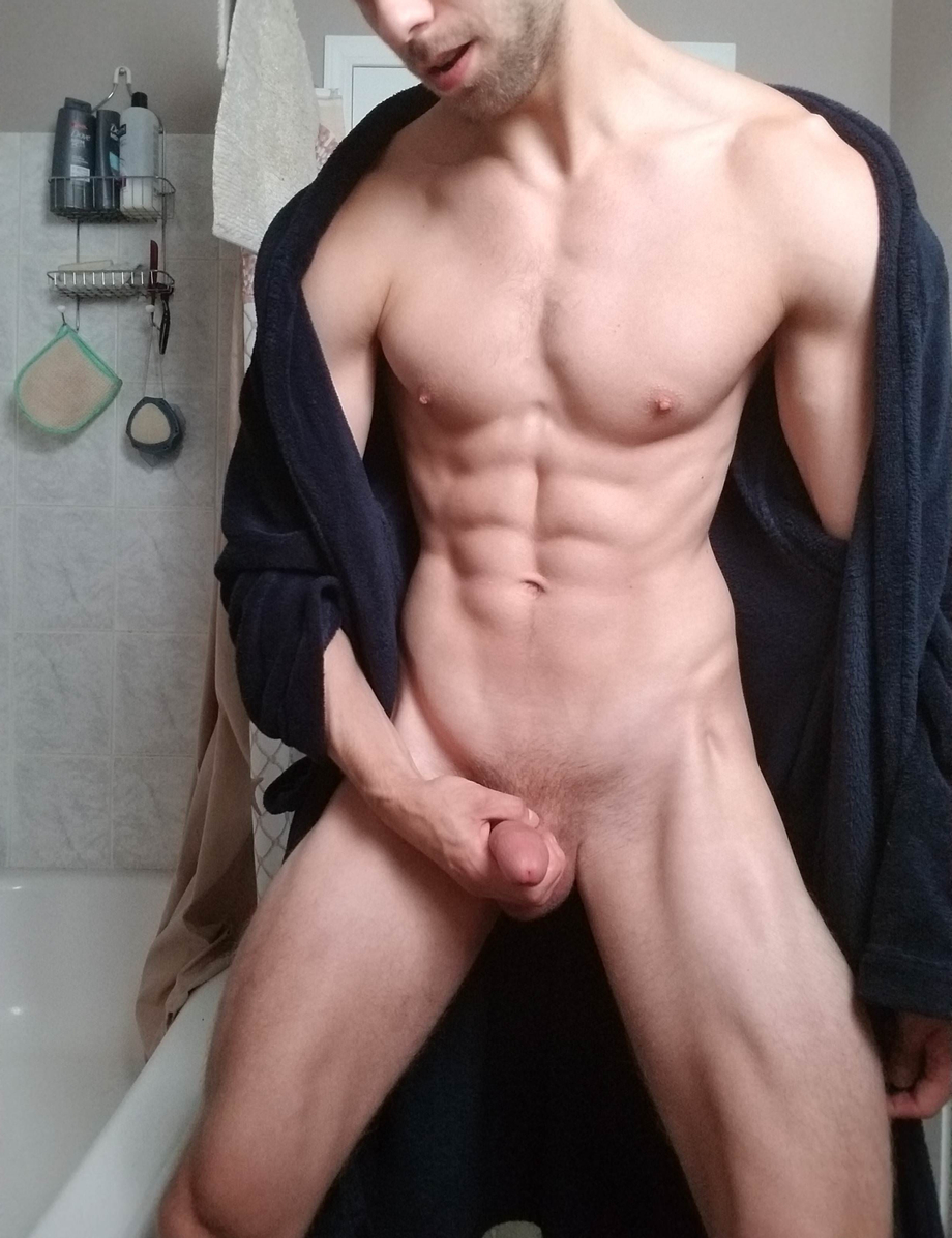 When the robe cums off, I do too | Muscles  Porn XXX | Hot XXX Gays